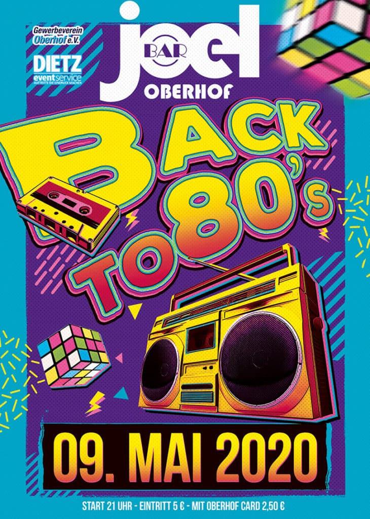 80er Jahre Party