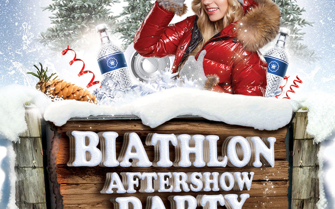 Biathlon Aftershow Party