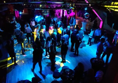 Rodel Weltcup Aftershow Party